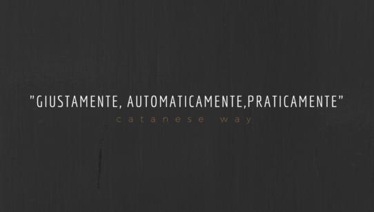 _GIUSTAMENTE, AUTOMATICAMENTE,PRATICAMENTE_