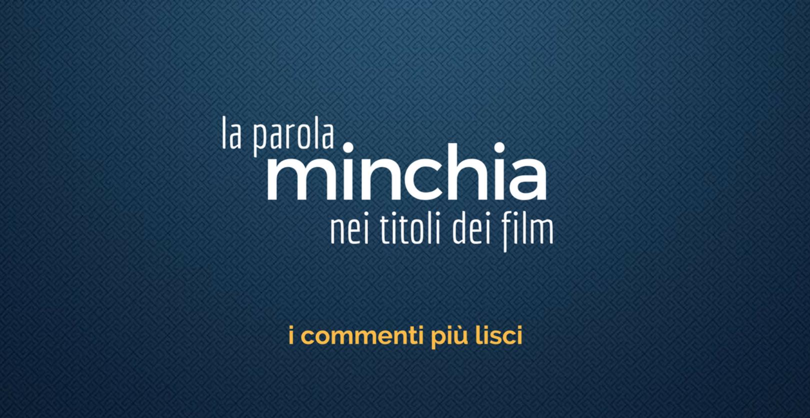 minchia